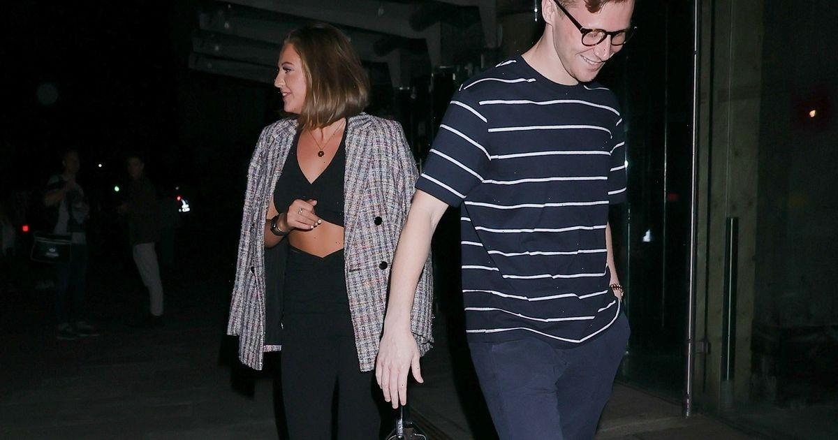 EastEnders' Jamie Borthwick sparks romance rumours as snapped with mystery woman