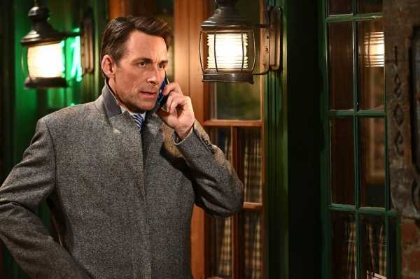 'General Hospital': James Patrick Stuart Says It Is 'Fascinating' to See Valentin's Character Growth