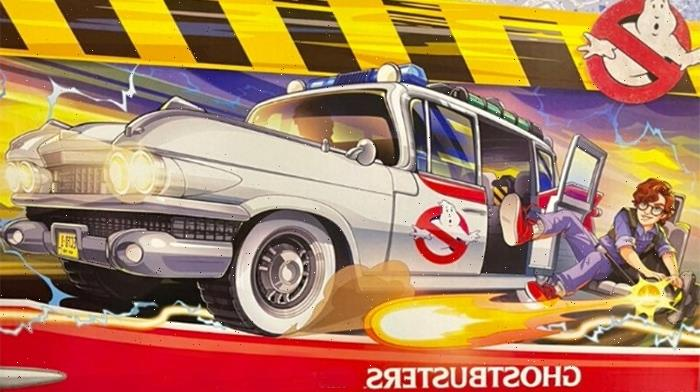 'Ghostbusters: Afterlife' Gets a Spooktacularly Cartoonish Toy Line with a Blast from the Past
