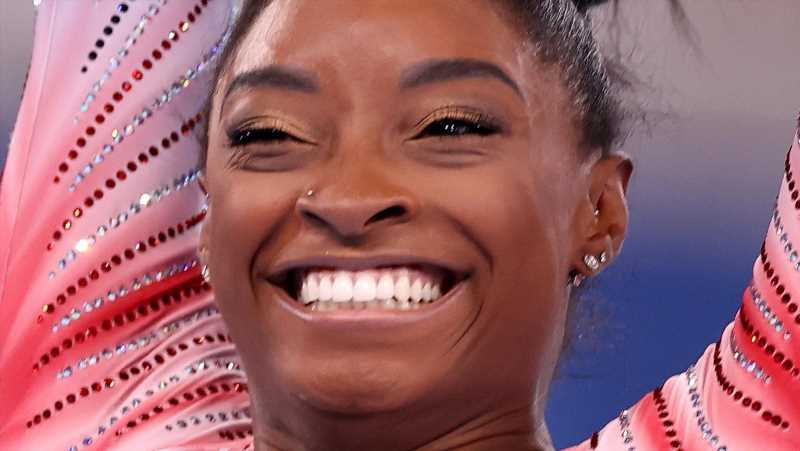 How Simone Biles Changed Her Look After The Olympics