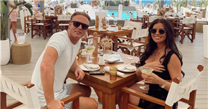 Inside Jess Wrights romantic Majorca holiday with fiancé William Kemp