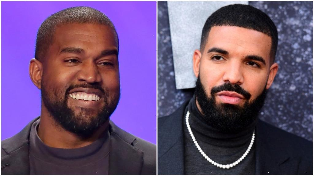 Is Drake and Kanye West's Social-Media Feud Leading to an Album-Release Battle This Week?