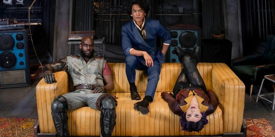 John Cho Discusses Worries of Inevitable Anime Comparisons for Live-Action 'Cowboy Bebop'