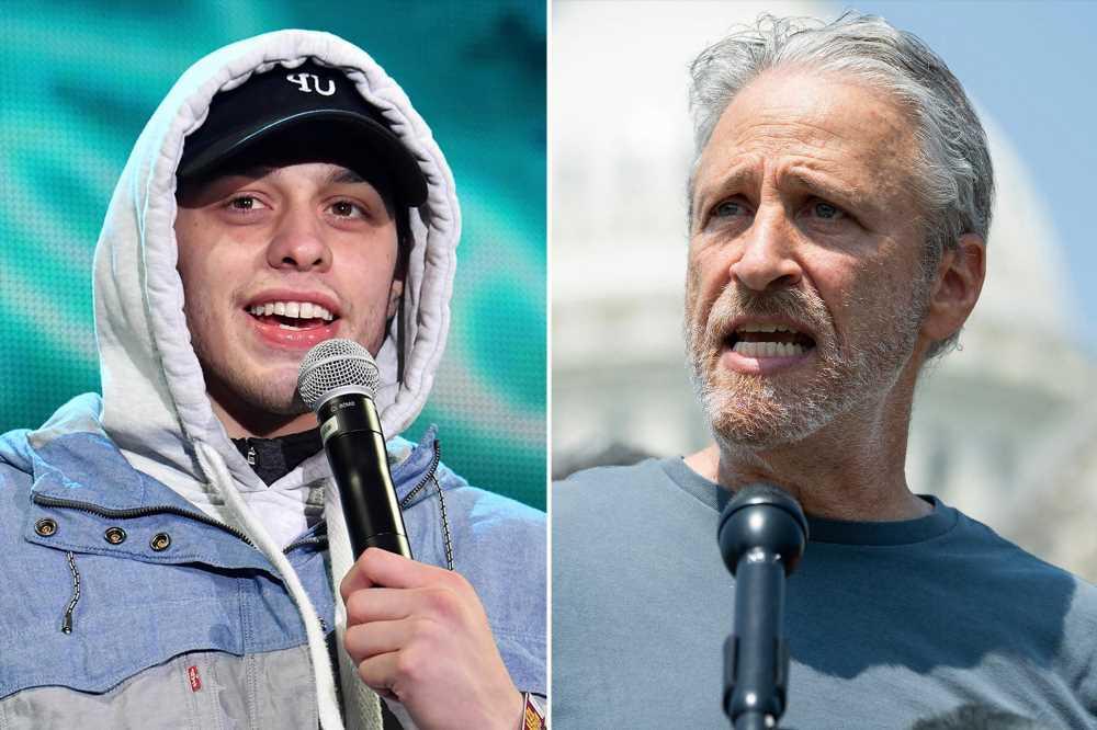 Jon Stewart, Pete Davidson  set comedy benefit for 9/11 charities