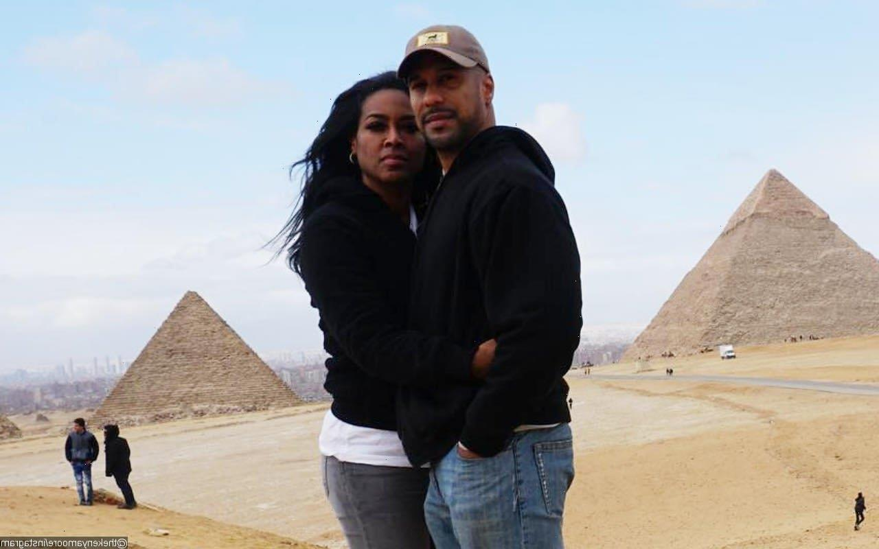Kenya Moore Filing for Divorce From Marc Daly Weeks Before Vacationing Together