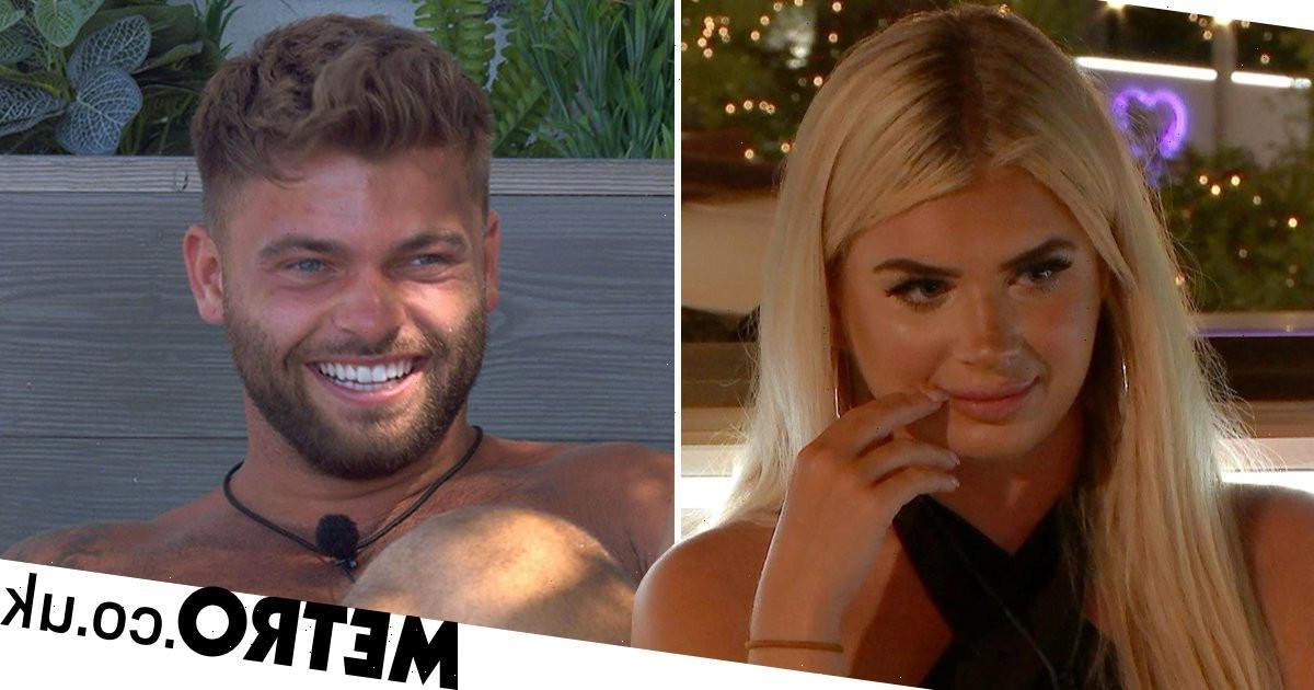 Love Island 2021: Liberty Poole breaks up with Jake Cornish in emotional scenes