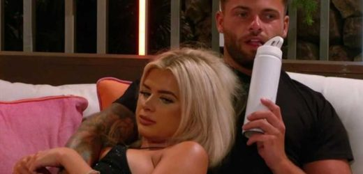 Love Island first look: Jake and Liberty at risk of being DUMPED from the villa for the first time tonight