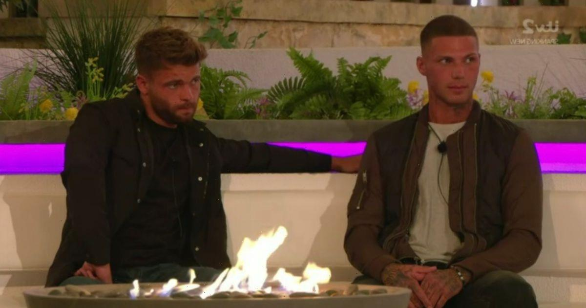 Love Islands Danny Bibby defends Jake as he insists hes 100 per cent into Liberty