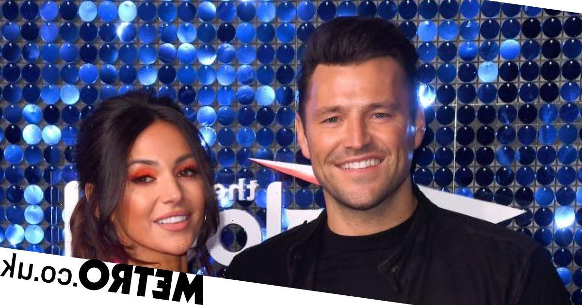 Mark Wright is tired of defending his marriage: 'We make it work'