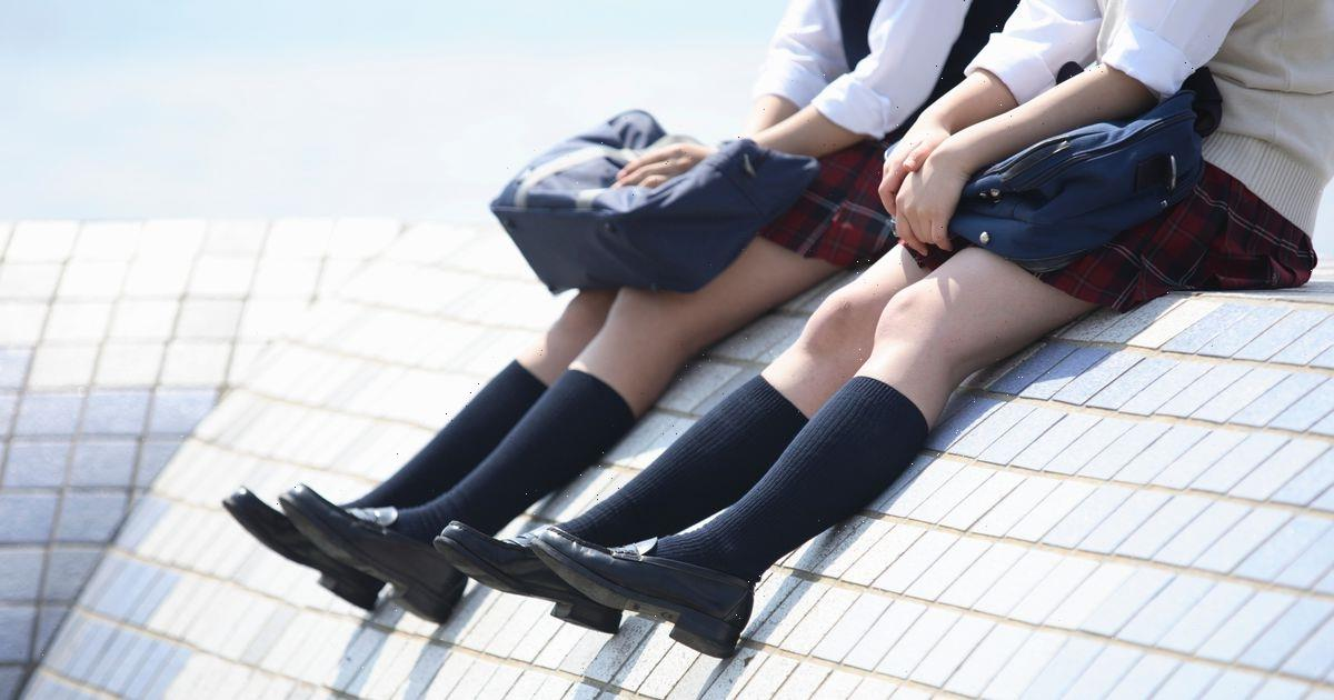 New research reveals that half the nation send their children to school in odd socks
