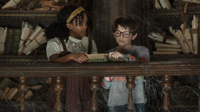 'Nightbooks' Trailer: Sam Raimi Presents a Witchy New Horror Movie