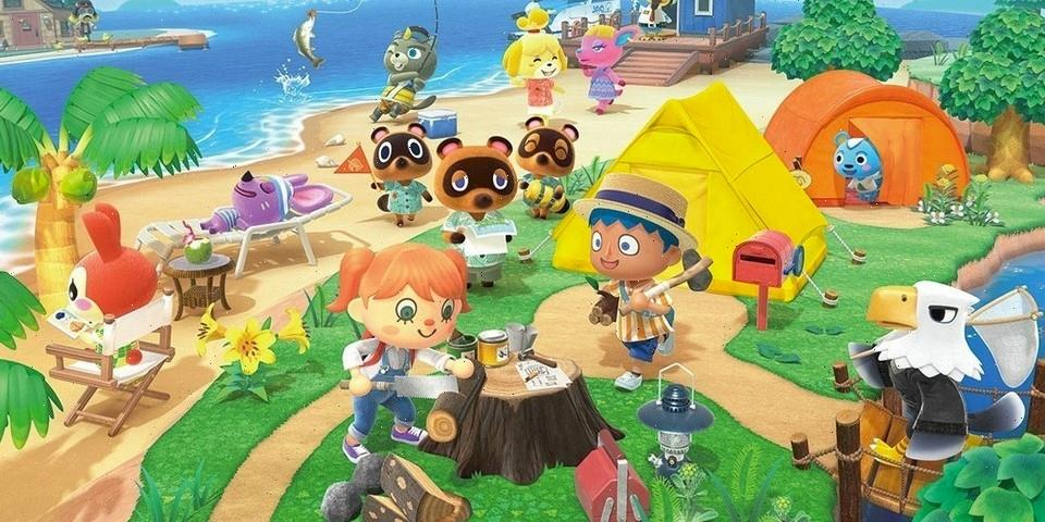 Nintendo Struggles To Maintain Growth Following Exceptional 'Animal Crossing: New Horizons' Frenzy