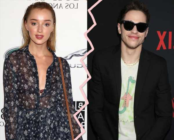 Pete Davidson & Phoebe Dynevor Reportedly Call It Quits After 5 Months Of Dating