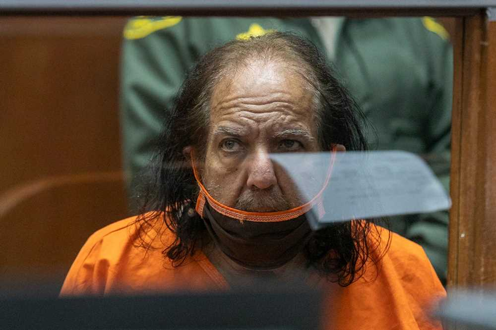 Porn star Ron Jeremy indicted on more sex assault charges