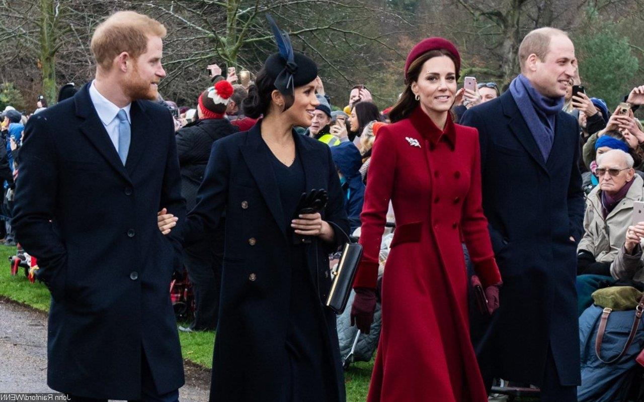 Prince Harry and Meghan Markle Grow Closer With Prince William and Kate Middleton