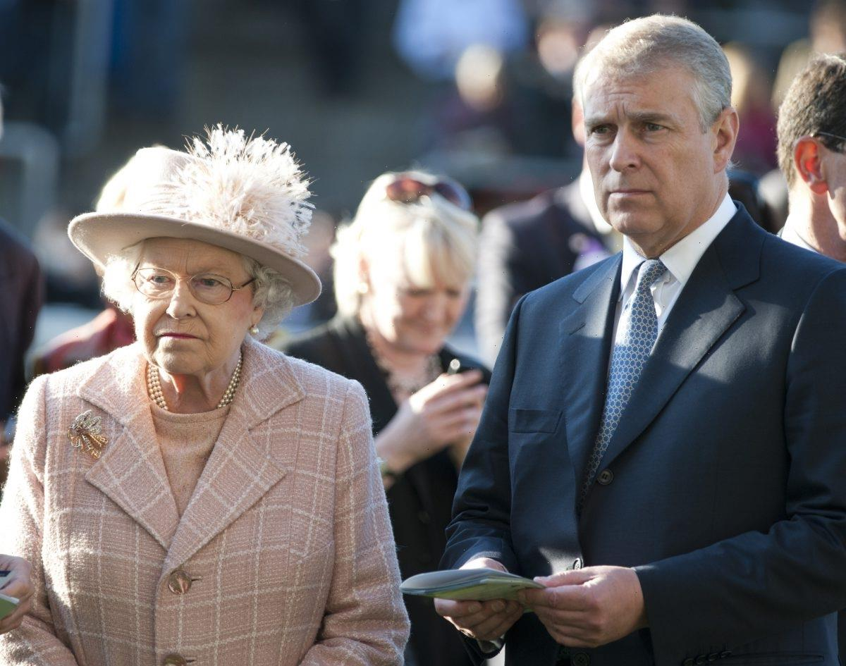 Queen Elizabeth II Warns Photographers to Stay Far Away From Her Son Prince Andrew