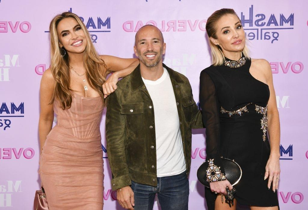 'Selling Sunset': Mary Fitzgerald Comments on Chrishell Stause and Jason Oppenheim's 'Chemistry'