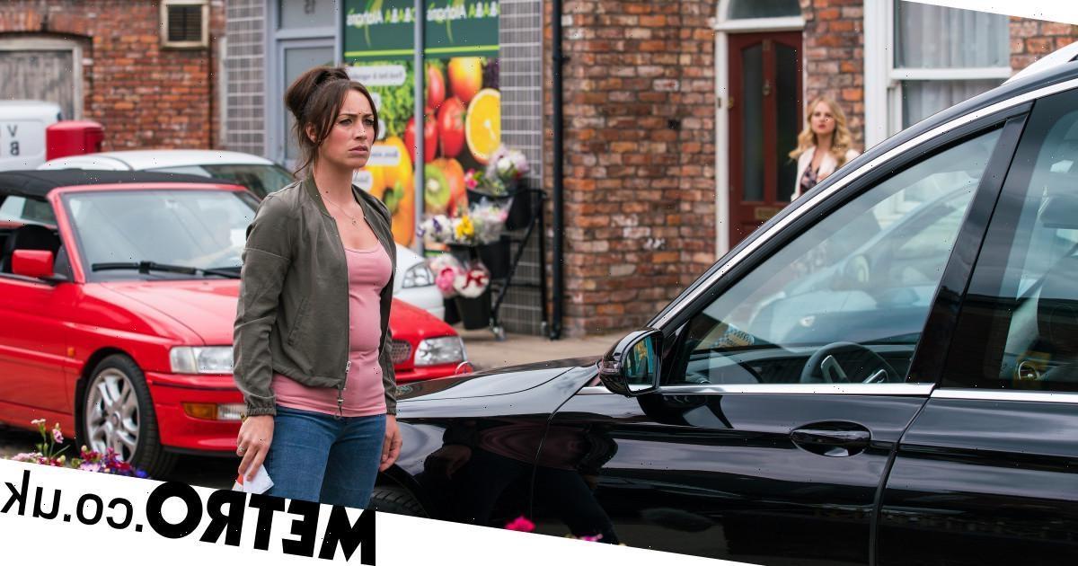 Spoilers: David covers up Shona's killer crime in Corrie?