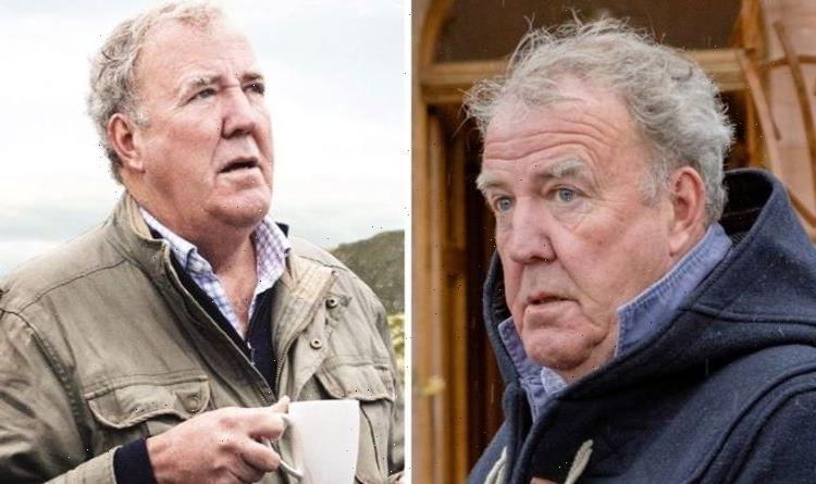 S**t, Ive gone off the road! Jeremy Clarkson agonises in latest Grand Tour special