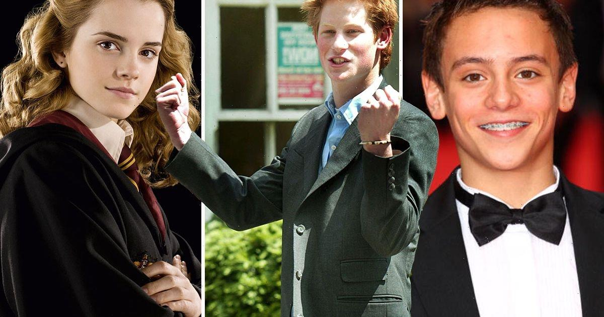 Surprising celeb school results – from Millionaire drop outs to A-grade students
