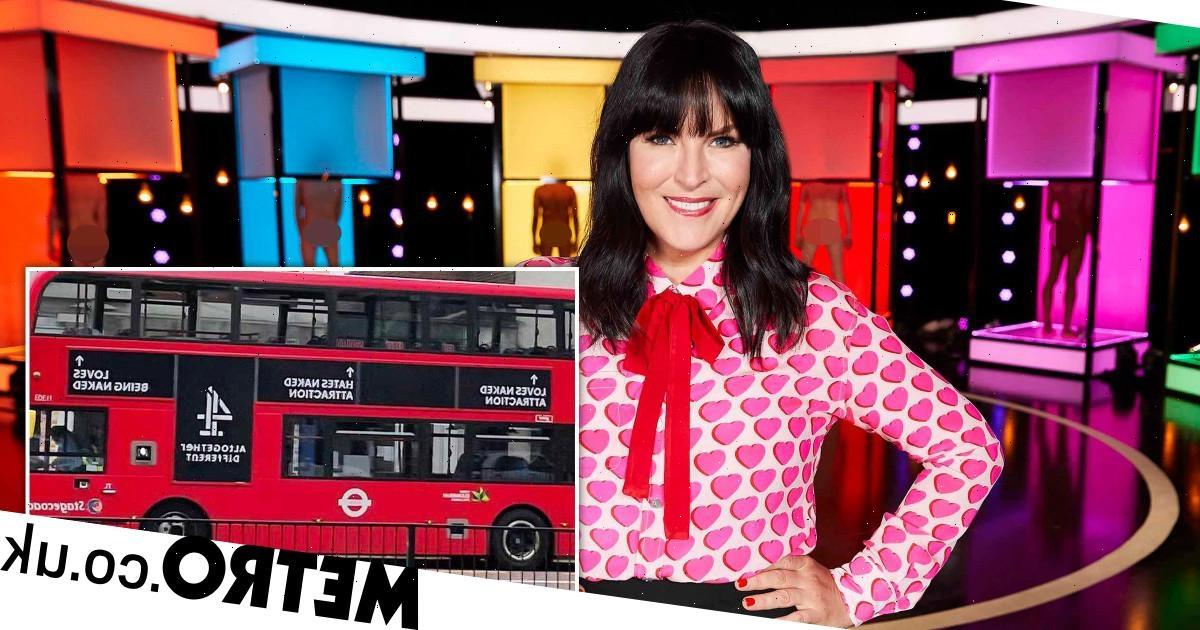 TFL to pull 'creepy' Naked Attraction bus ad as Channel 4 issues apology