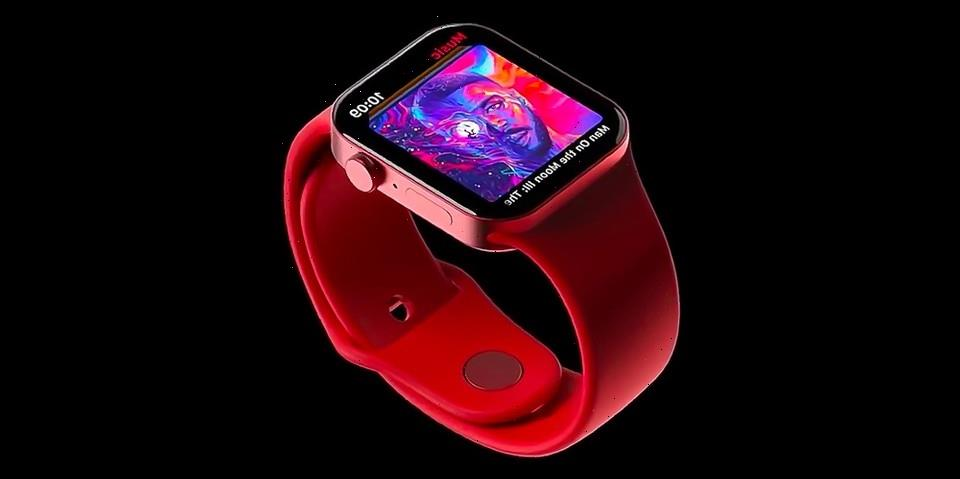 The Apple Watch Series 7 Could Have An All-New Form Factor Based on Rumors