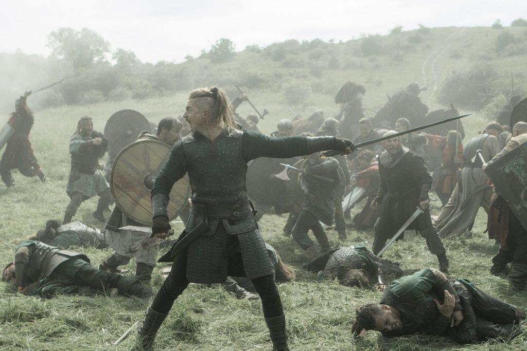 'The Last Kingdom': Director Jon East Shared Behind-the-Scenes Photos From the Battle of Beamfleot