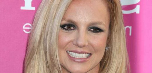 The Real Reason Britney Spears Posts Topless Photos