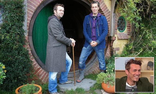 Tolkien's great-grandson on brother's epic bucket list