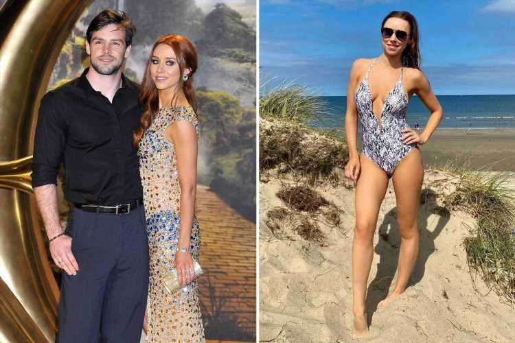 Una Healy in a 'good place' after divorce from cheat Ben Foden