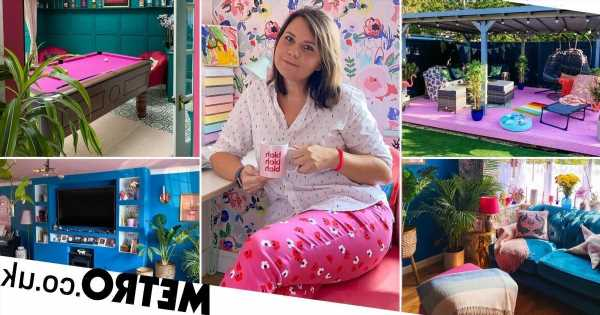 What I Own: Reka, who has transformed her £412,000 Hertfordshire house