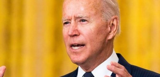 What about my son? Father of slain marine savages Bidens conduct during private meeting