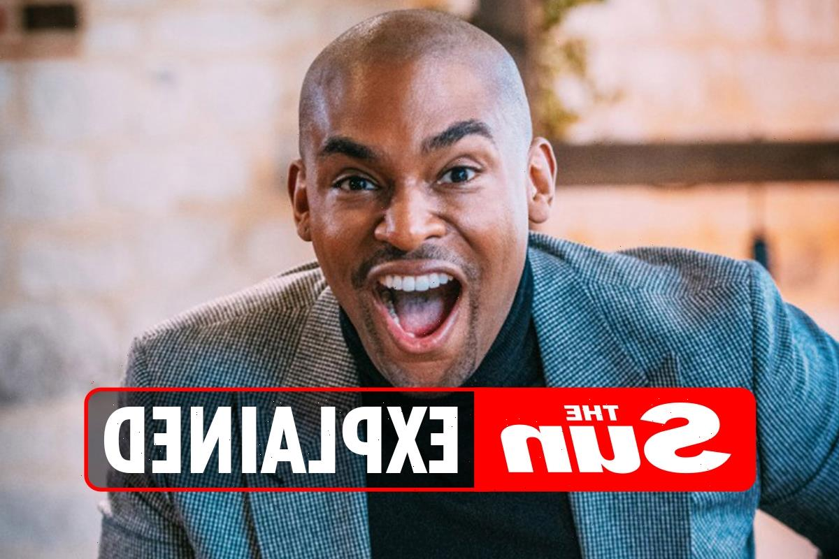 Who is Paul Carrick Brunson on Married at First Sight UK? – The Sun