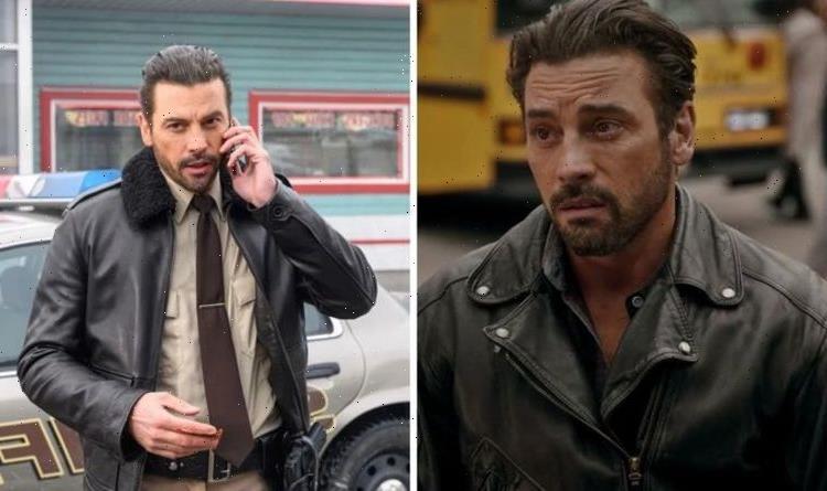 Why did Skeet Ulrich leave Riverdale as FP Jones?