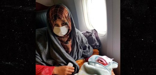 Woman Fleeing Afghanistan Gives Birth, Baby's Citizenship Unclear