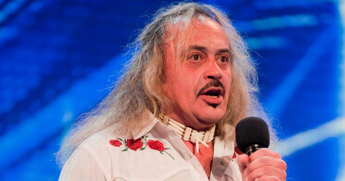 X Factors Wagner unrecognisable as he unveils new look with bushy grey beard