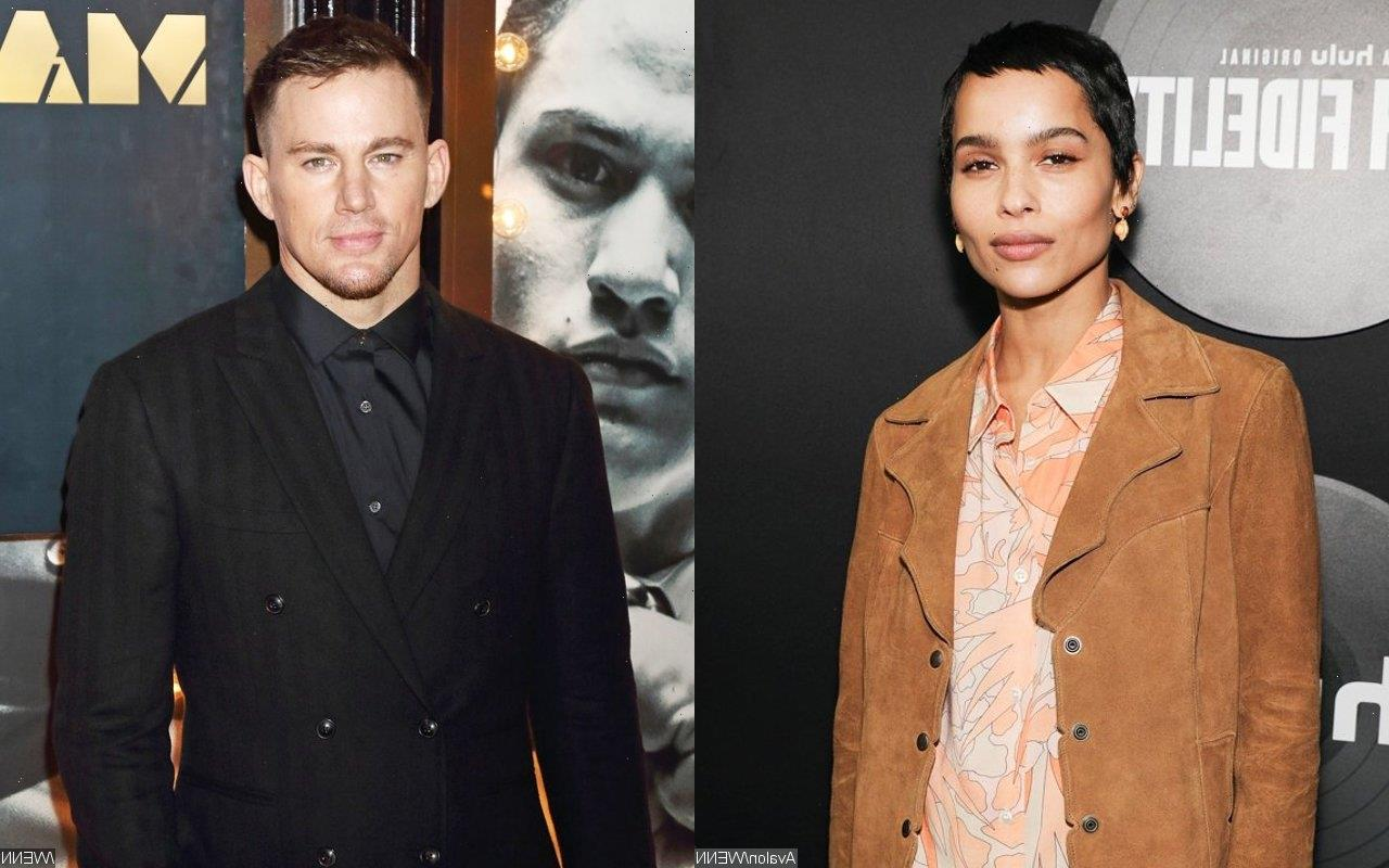 Zoe Kravitz and Channing Tatum Fuel Dating Rumors as Theyre Spotted Grocery Shopping Together