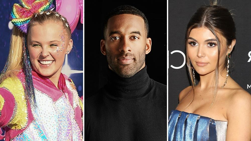Dancing With the Stars Season 30 Cast Revealed: Olivia Jade, Matt James and More