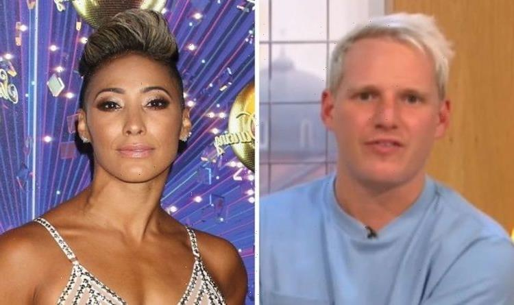 'I hate her' Strictly Come Dancing star teases former partner over lack of contact