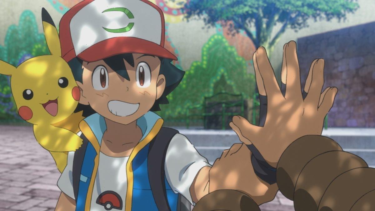'Pokémon the Movie: Secrets of the Jungle' Gets Netflix Release Date and Trailer Debuting the Mythical Pokémon Zarude
