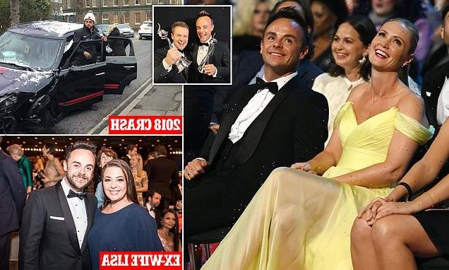 AMANDA PLATELL: How selfish Ant McPartlin always gets away with it