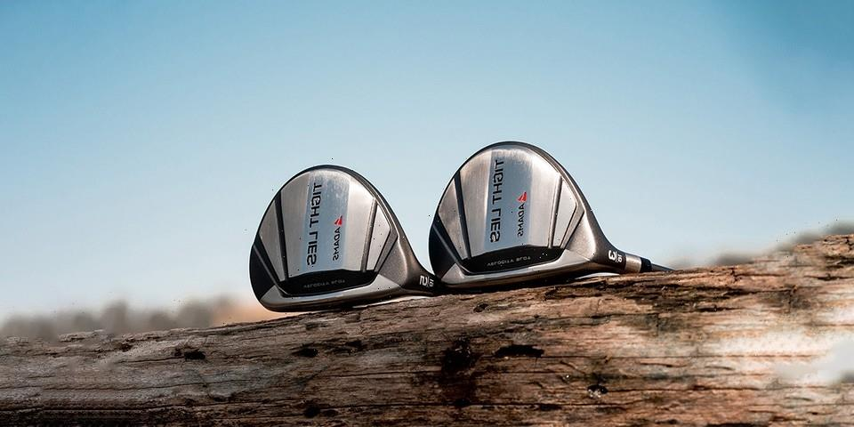 Adams Golf Unveils Updated Tight Lies Fairway and Hybrid Clubs