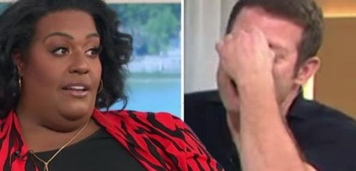 Alison Hammond scolded as Dermot gets rid of This Morning guest Not waiting for you!