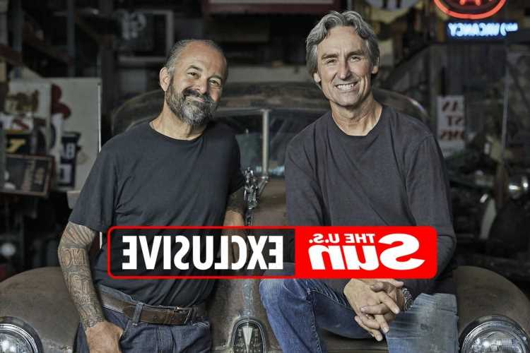 American Pickers favorite Frank Fritz accused of 'walking away' from fans while ex-cohost Mike Wolfe 'loves' viewers
