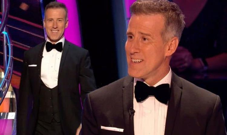 Anton Du Beke thrills fans with Strictly Come Dancing role Taking your rightful place
