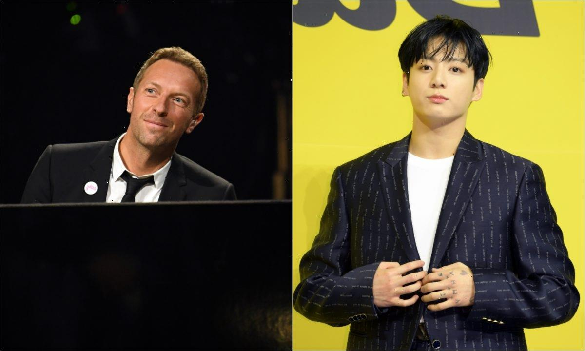 BTS: Jungkook Was Nervous to Record 'My Universe' in Front of Coldplay's Chris Martin