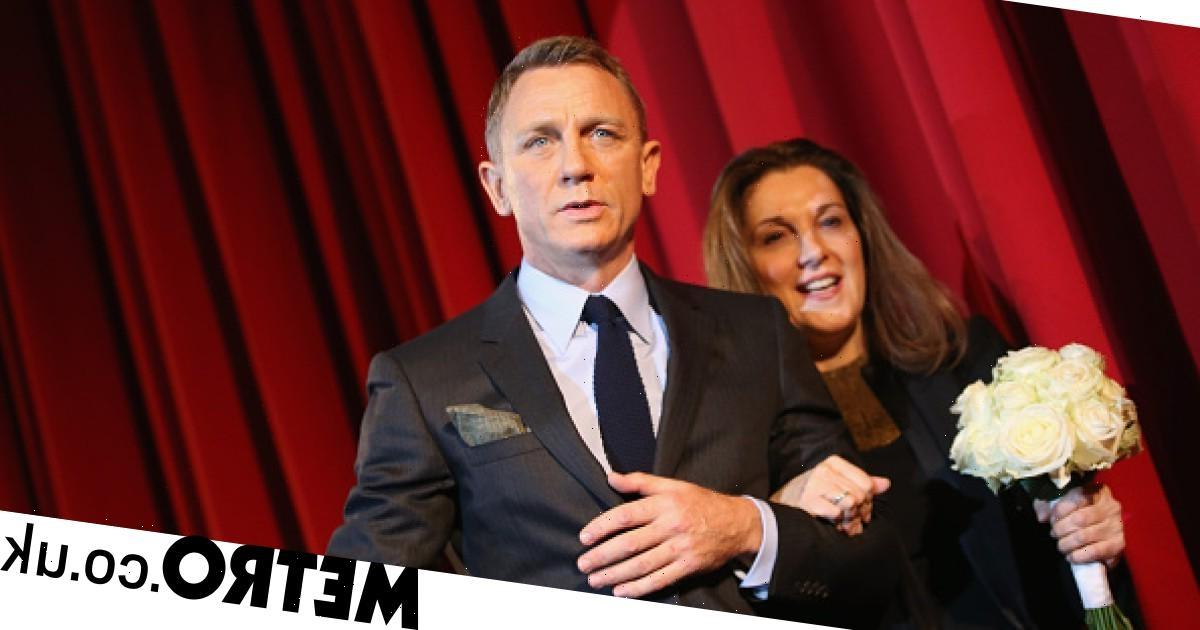 Barbara Broccoli says Bond will always be a man but wants more films about women
