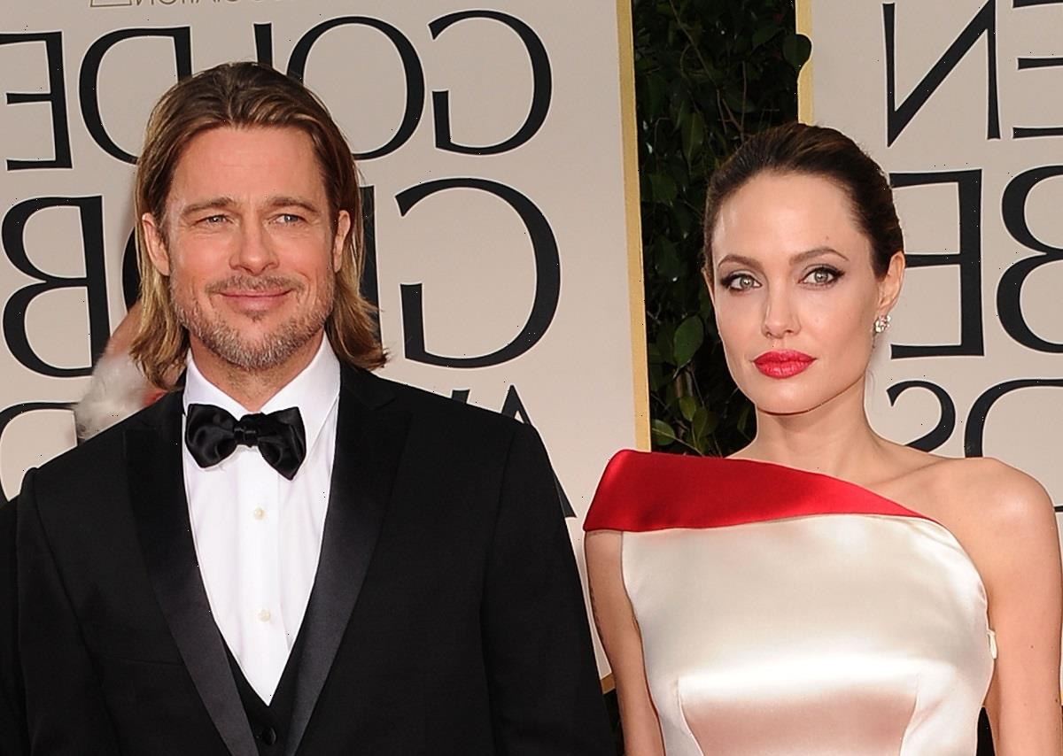 Brad Pitt and Angelina Jolie 'Fought' Over 1 Movie He Worked on While They Were Dating