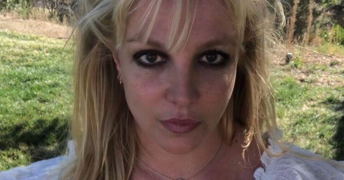 Britney Spears returns to Instagram after internet break to celebrate engagement