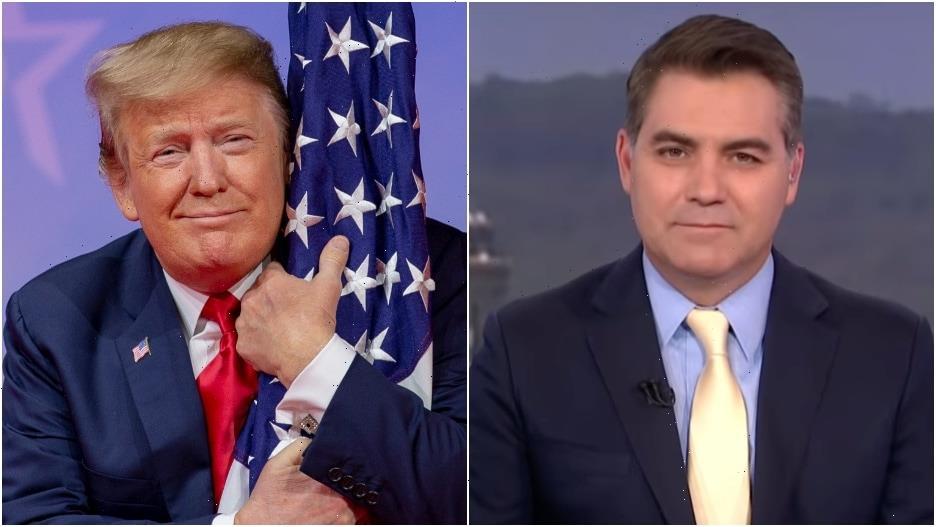 CNN's Jim Acosta Blasts Trump for Georgia Rally and His 'Random Lie Generator'